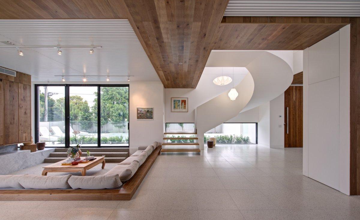 Смотреть дизайн интерьера дома