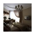 Эта спальня — яркий образец утонченного классического интерьера в современной трактовке.