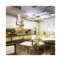 Кухня, где удобно готовить, приятно принимать гостей, собираться семьей