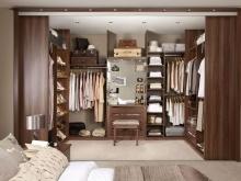 Хранение одежды. Гардеробная