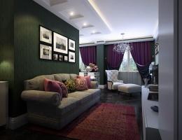При создании эклектичного интерьера очень важно, чтобы декор и предметы разных стилей «поддерживали» и дополняли друг друга