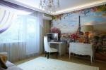Дизайн-проект спальни во французском стиле.